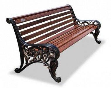 Скамейка садовая «Парковая тишь»